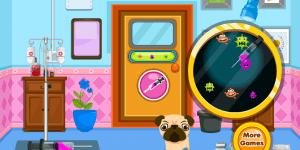 Spiel - Baby Barbie Pet Hospital