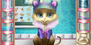 Spiel - Kitty Rescue Vet