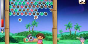 Spiel - Dora Sweet Bubble