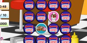 Spiel - Fast Food Memo