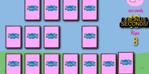 Spiel - Peppa Pig Memo