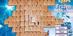 Spiel - Frozen Mahjong