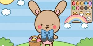 Spiel - Easter Time Dress Up!