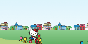 Spiel - Hello Kitty City Ride