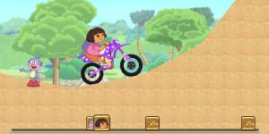 Spiel - Dora Pizza Delivery