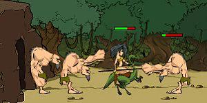 Spiel - Age of War 2