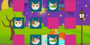 Spiel - Kitty Land Memory