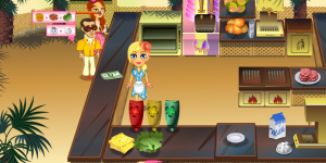 Spiel - Jennifer Rose: Snack Bar