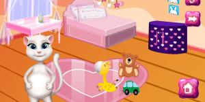 Spiel - Pregnant Angela Baby Room Decor