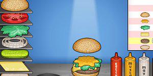 Spiel - Papa's Burgeria