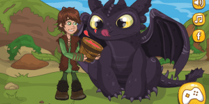 Spiel - How To Train Your Dragon Lunch Surprise
