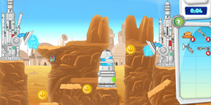 Spiel - Phineas And Ferb Star Wars Droid Masters