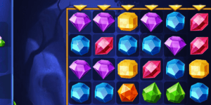 Spiel - Jewel Academy