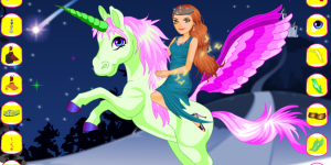 Spiel - Magical Unicorn
