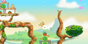 Spiel - Angry Birds Stella V 2.0