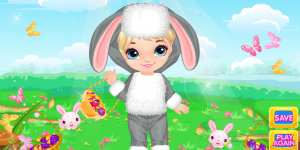 Spiel - Easter Baby Dress Up