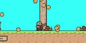 Spiel - Woodclicker