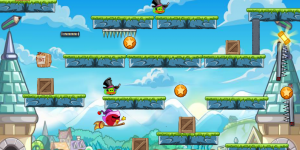Spiel - Angry Birds Magic Castle