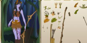 Spiel - Wood Elf Dress Up