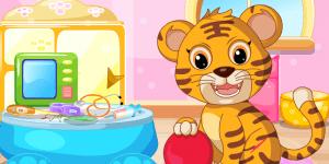 Spiel - Baby Tiger Vet Care