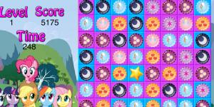 Spiel - My Little Pony Cutie Match