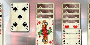 Spiel - Moorhuhn solitaire