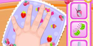 Spiel - Baby Barbie Kawaii Nails