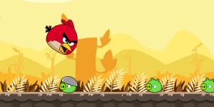 Spiel - Angry Birds Bang Bang Bang