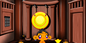Spiel - Monkey Go Happy Ninjas 2