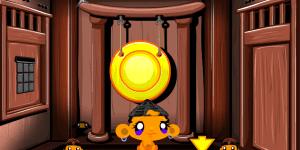 Spiel - Monkey Go Happy Ninjas 2