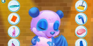 Spiel - Messy Panda Makeover