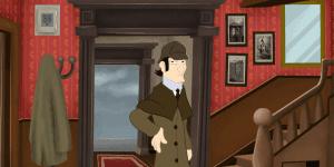 Spiel - Sherlock Holmes 2