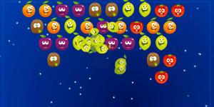 Spiel - Bubble Shooter Fruits