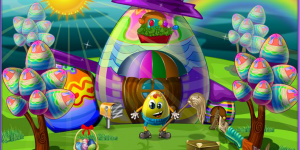 Spiel - Easter Egg House Clean Up