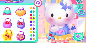 Spiel - Hello Kitty Prom Prep