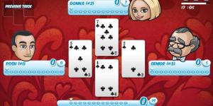 Spiel - King Of Hearts