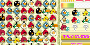 Spiel - Angry Birds Connections