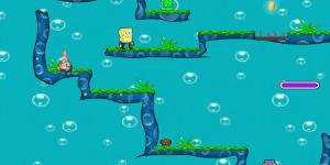 Spiel - SpongeBob Gold Rush