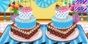 Spiel - Anna Graduation Cake Contest