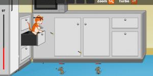 Spiel - Cat vs Rats