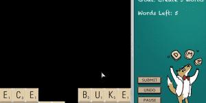 Spiel - Word Tris