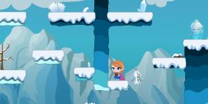 Spiel - Frozen Anna Save Elsa 2