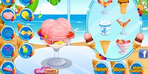 Spiel - Home-made Ice-cream