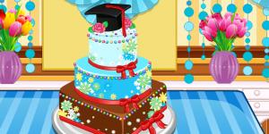 Spiel - Anna Graduatioon Cake Contest