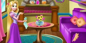 Spiel - Rapunzel Room Cleaning