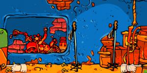 Spiel - The Great Basement Escape