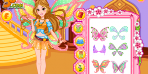 Spiel - Disney Winx Princess Club