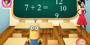 Spiel - Minion School Test