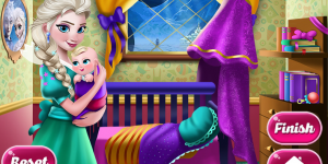 Spiel - Elsa Mommy Room Deco