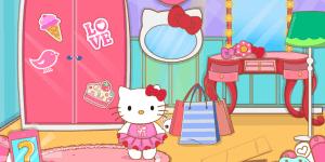 Spiel - Hello Kitty's Pink iPhone